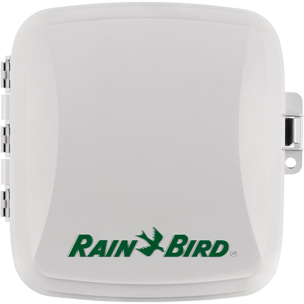 Rain Bird ESP-TM2 6 Station Outdoor Controller WIFI LNK Ready - Door Closed