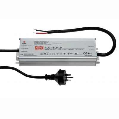 Mean Well 80W Weatherproof Driver 12V DC IP67 HLG-80H-12