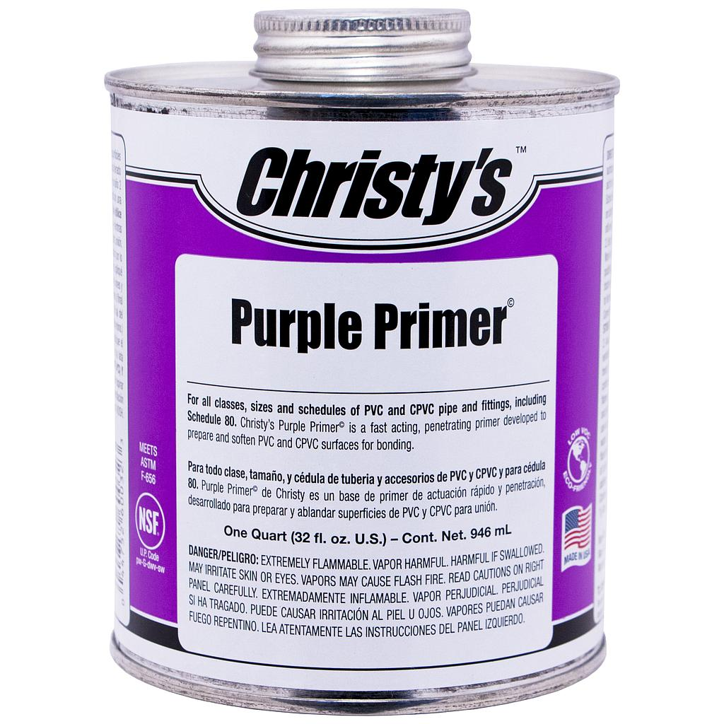 Christy's Purple Primer 946ml