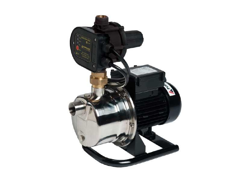 Pumpmaster JSL60PC SS 240V Electric Jet Pump 0.6HP