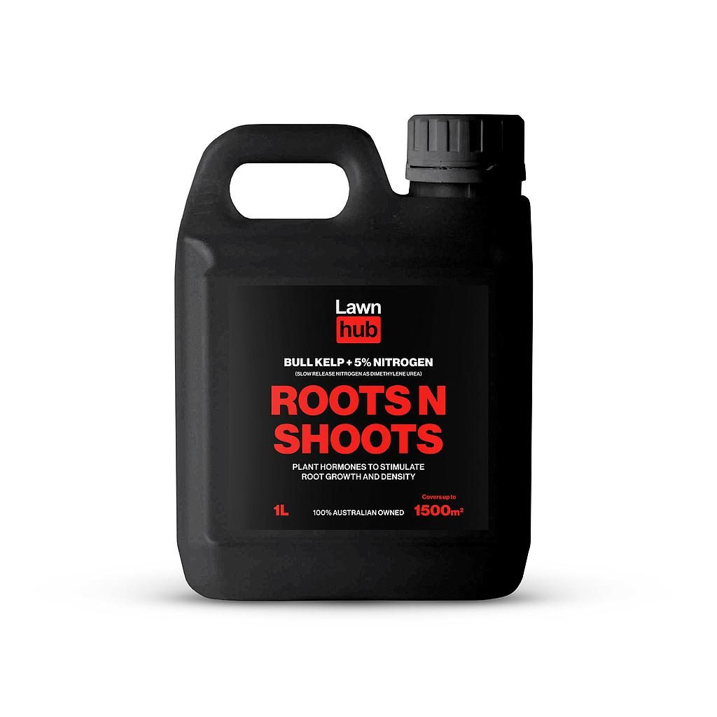 Lawnhub Roots N Shoots 1L Lawn Fertiliser