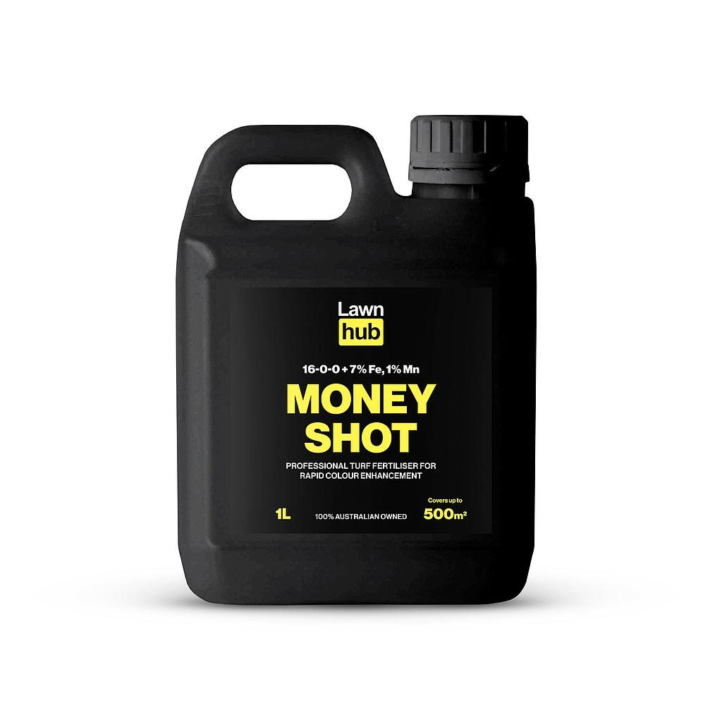 Lawnhub Money Shot 1L Lawn Fertiliser