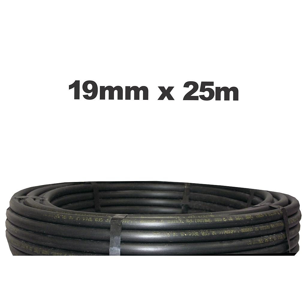 Poly Pipe 19mm x 25m LD