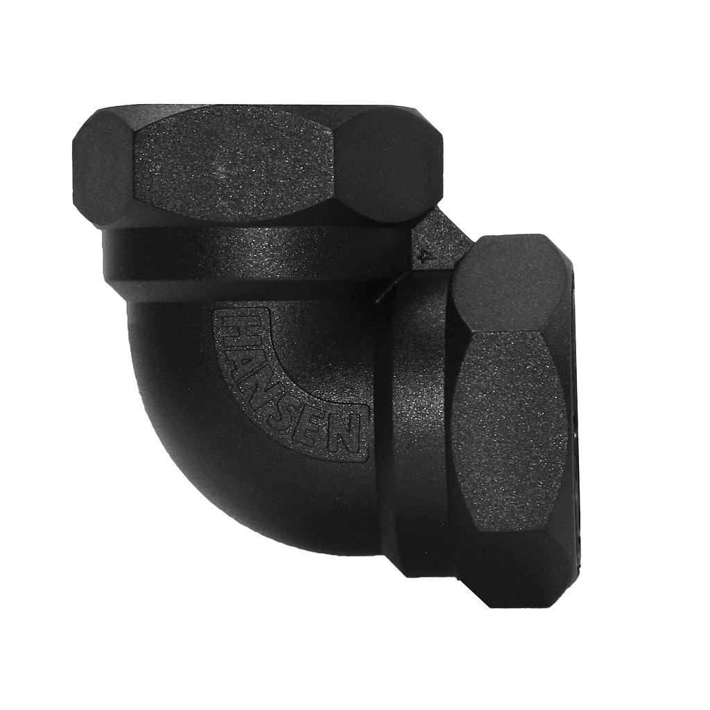 Poly Elbow Screwed Fi 15mm