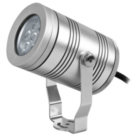Decrolux LED Outdoor Projector Spot Light 11.5W NEO-P Maxi Anodized Aluminium WW