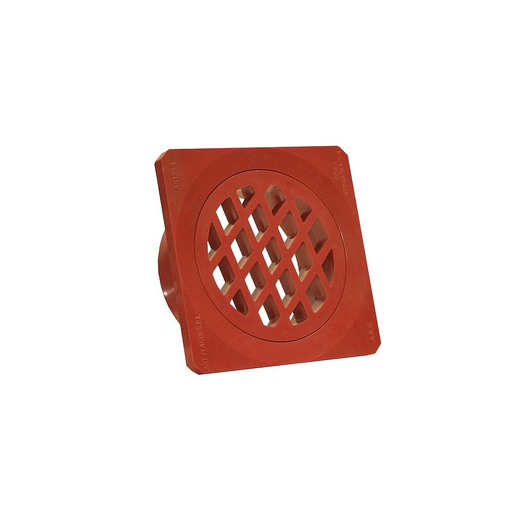 Grate Stormwater 90mm Square Terra