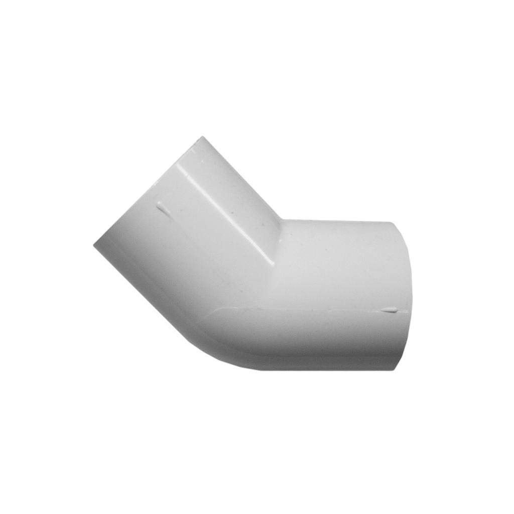 PVC Elbow 45D 32mm