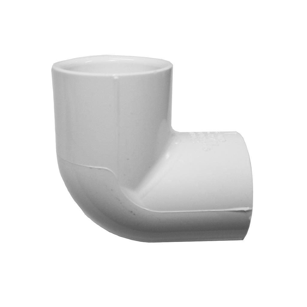 PVC Elbow 90D 50mm