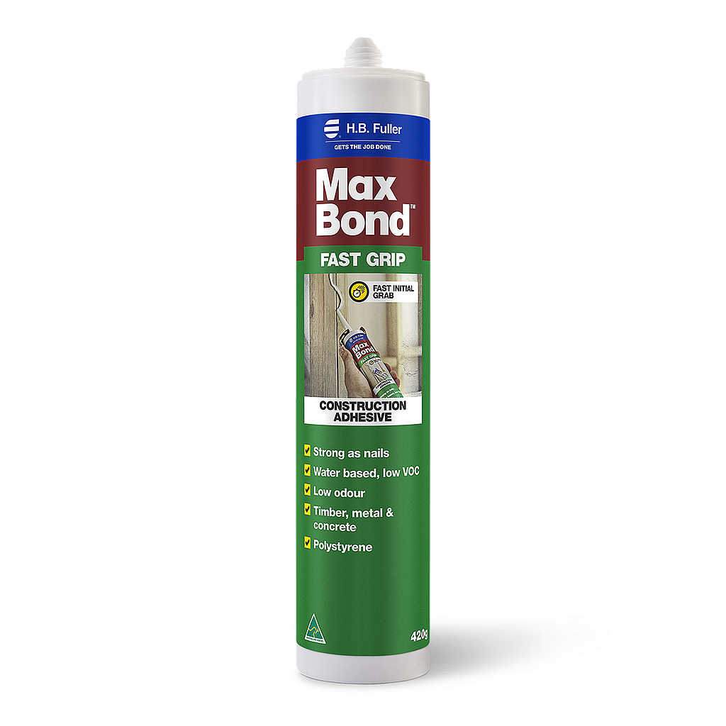 Max Bond Fast Grip No More Nails 420g